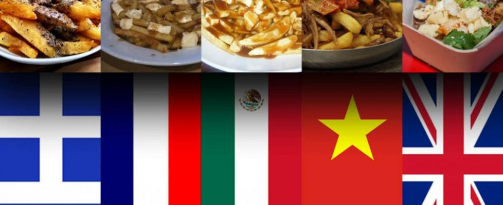 food all the world